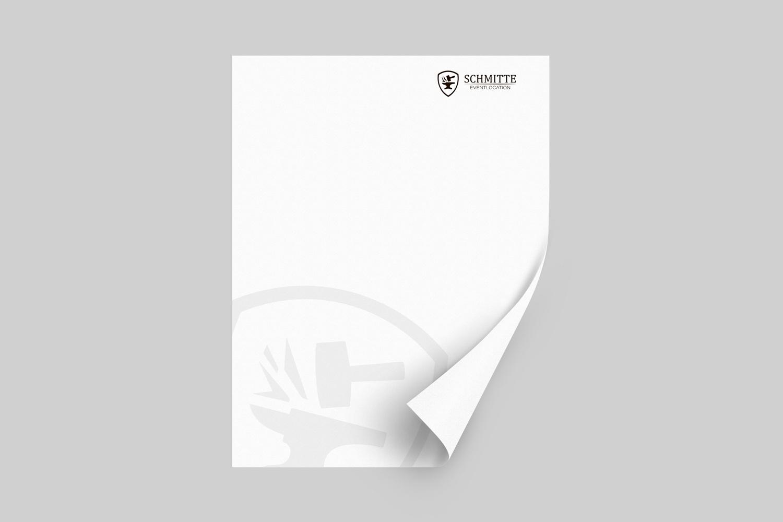 Briefbogen drucken